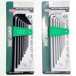 SY04-1~10 Long Arm and Extra Long Hex Key Set